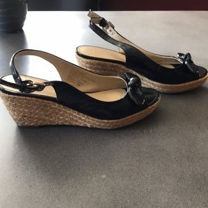 Franco Starto patent wedges